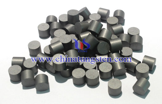Tungsten Carbide Core Pins Picture